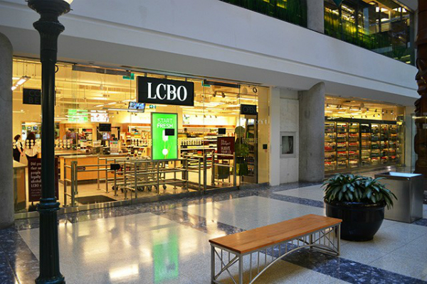 LCBO #646 College Park ‐ Interior Fit‐up